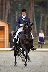 Van Ingelgem Stefan (BEL) - Withney vh Waaihof<br /> Belgisch Kampioneschap Herentals 2008<br /> Photo © Hippo Foto