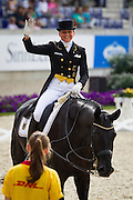 Dorothee Schneider - Diva Royal<br /> World Equestrian Festival, CHIO Aachen 2012<br /> © DigiShots