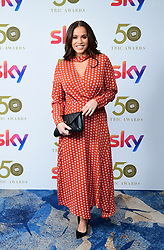 Vicky Pattison attending the TRIC Awards 2019 50th Birthday Celebration held at the Grosvenor House Hotel, London.