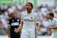 110812 Swansea city v FC Stuttgart