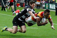 Hamilton-Rugby, ITM Cup, Hawkes Bay v Waikato, October 13