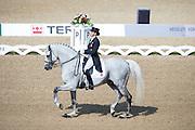 Katarzyna Milczarek - Ekwador<br /> FEI European Championships 2013<br /> © DigiShots