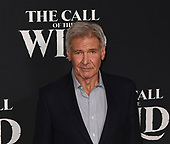 "World Premiere ""The Call of the Wild"" Red Carpet Arrivals 02/13/2020"