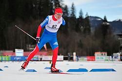 LEKOMTCEV Vladislav, RUS at the 2014 IPC Nordic Skiing World Cup Finals - Sprint