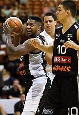 Napier-NBL Basketball, Hawks v Giants