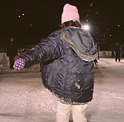 Ice skating Cardiff