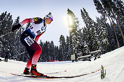 March 8, 2019 - –Stersund, Sweden - 190308 Synnøve Solemdal of Norway competes in the Women's 7.5 KM sprint during the IBU World Championships Biathlon on March 8, 2019 in Östersund..Photo: Petter Arvidson / BILDBYRÃ…N / kod PA / 92247 (Credit Image: © Petter Arvidson/Bildbyran via ZUMA Press)