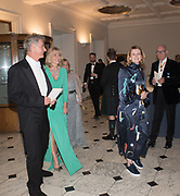 LADY MYNERS, FRANCES OSBORNE, 2019 Royal Academy Annual dinner, Piccadilly, London.  3 June 2019