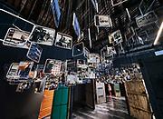 """FREESPACE - 16th Venice Architecture Biennale. Arsenale. Albania, """"Zero Space""""."""