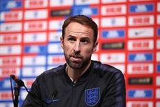 England Press Conference - 14 Nov 2018