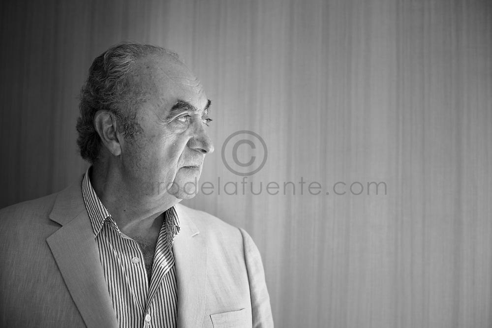 Óscar Guillermo Garretón Purcell (Valparaíso, 14 de octubre de 1943) es un economista, empresario, consultor y político socialista chileno, estrecho colaborador de los gobiernos de los presidentes Salvador Allende y Patricio Aylwin. Santiago, 31-01-2018 (©Alvaro de la Fuente)