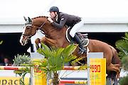 Gerben Morsink - Carthino Z<br /> Nederlands Kampioenschap Springen 2013<br /> © DigiShots
