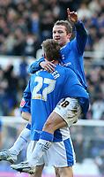 Birmingham city v Wolves,coca-cola fl Championshipe ,18-11-2006,Birminghams first haif goal,Gary McSheffrey.