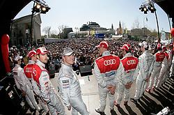 MOTORSPORT / DTM: Praesention, Wiesbaden, 18.04.2010 Ralf Schumacher (GER, Mercedes) <br /> © pixathlon