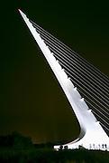 The Sundial Bridge at Turtle Bay, Redding, California