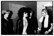 Siouxie and The Banshees,London c1980