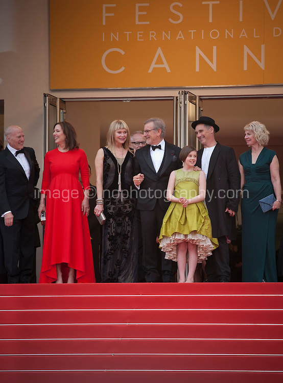 at the gala screening for the film The BFG at the 69th Cannes Film Festival, Saturday 14th May 2016, Cannes, France. Photography: Doreen Kennedy