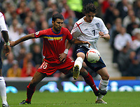 Photo: Paul Thomas.<br /> England v Andorra. European Championships 2008 Qualifying. 02/09/2006.
