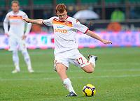John Arne Riise<br /> Inter-Roma 1-1<br /> Campionato di calcio serie A 2009/2010<br /> Milano, 08.11.2009<br /> Foto Paolo Bona Insidefoto