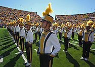 September 4 2010: The Iowa Hawkeyes Marching Band before the NCAA football game between the Eastern Illinois Panthers and the Iowa Hawkeyes at Kinnick Stadium in Iowa City, Iowa on Saturday September 4, 2010. Iowa defeated Eastern Illinois 37-7.