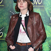 London, England, UK. 10th January 2018. Jessie Buckley arrives at Cirque du Soleil OVO - UK premiere at Royal Albert Hall.