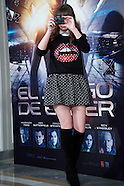 100313 ender's game photocall, harrison ford, ben kingsley, Hailee Steinfeld, Asa Butterfield