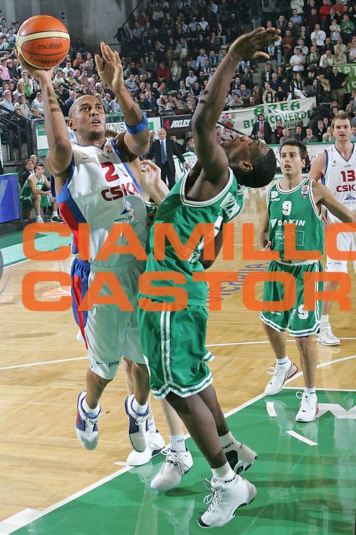 DESCRIZIONE : TREVISO EUROLEGA A1 2004-2005 <br /> GIOCATORE : GRNAGER <br /> SQUADRA : CSKA MOSCA <br /> EVENTO : EUROLEGA 2004-2005 <br /> GARA : BENETTON TREVISO-CSKA MOSCA <br /> DATA : 23/12/2004 <br /> CATEGORIA : Tiro <br /> SPORT : Pallacanestro <br /> AUTORE : Agenzia Ciamillo-Castoria/S.Silvestri