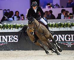 Philippaerts Olivier, (BEL), Challenge vd Begijnakker<br /> Gold Cup<br /> Longines Masters Paris 2016<br /> © Hippo Foto - Cara Grimshaw