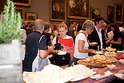 Tate Britain Summer party. Tate. Millbank. 27 June 2011. <br /> <br />  , -DO NOT ARCHIVE-© Copyright Photograph by Dafydd Jones. 248 Clapham Rd. London SW9 0PZ. Tel 0207 820 0771. www.dafjones.com.