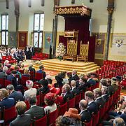 NLD/Den Haag/20170919 - Prinsjesdag 2017, de Ridderzaal