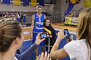 DESCRIZIONE : Parma Palaciti Nazionale Italia femminile Basket Parma<br /> GIOCATORE : Sabrina Cinili<br /> CATEGORIA : ritratto curiosita<br /> SQUADRA : Italia femminile<br /> EVENTO : amichevole<br /> GARA : Italia femminile Basket Parma<br /> DATA : 13/11/2012<br /> SPORT : Pallacanestro <br /> AUTORE : Agenzia Ciamillo-Castoria/ GiulioCiamillo<br /> Galleria : Lega Basket A 2012-2013 <br /> Fotonotizia :  Parma Palaciti Nazionale Italia femminile Basket Parma<br /> Predefinita :