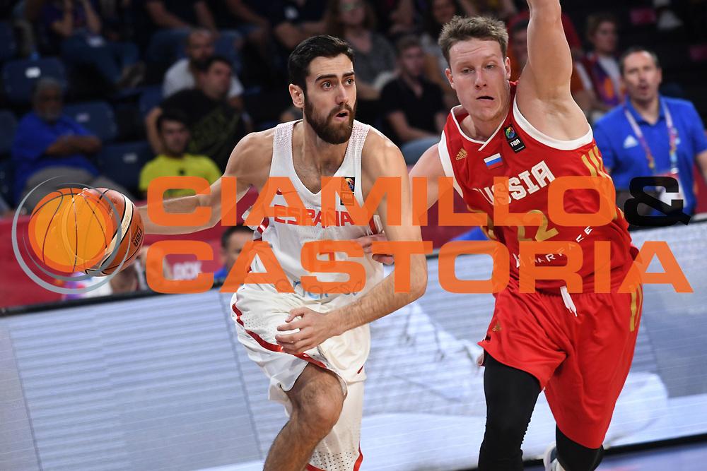 Joan Sastre<br /> Eurobasket 2017 - Final Phase - Final 3rd 4th place<br /> Spagna Russia Spain Russia<br /> FIBA 2017<br /> Istanbul, 17/09/2017<br /> Foto M.Ceretti / Ciamillo - Castoria