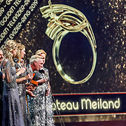 NLD/Amsterdam/20191009 - Uitreiking Gouden Televizier Ring Gala 2019, Chateau Meiland wint de Gouden televizier ring 2019