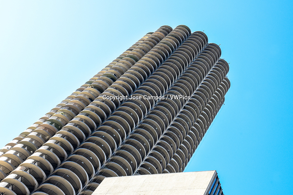 Marina City. Chicago, Illinois