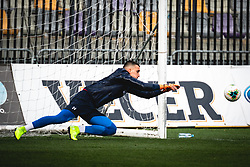 Marko Dabro of Bravo during warmup before football match between NK Maribor and NK Bravo in 25th Round of Prva liga Telekom Slovenije 2019/20, on March 7, 2020 in Ljudski vrt, Maribor, Slovenia. Photo by Blaž Weindorfer / Sportida