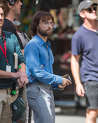 AU_1515591 - *PREMIUM-EXCLUSIVE* Adelaide, AUSTRALIA  -  *EXCLUSIVE*  - Daniel Radcliffe was spotted filming scenes in Adelaide's Pirie st on Wednesday as filming hit its second week in Australia.<br />