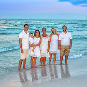 Schunter Family Beach Photos