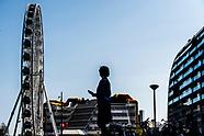 Reuzenrad keert terug in Rotterdam
