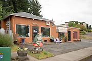 Soderberg Studio in Cascade Locks, Oregon.