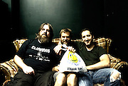 California indie rockers Pinback played their first show in Saint Louis in over 10 years at The Firebird on June 16th, 2012. People were losing their minds a bit and I think  I lost mine a bit, too. It was that awesome.