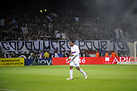 FOOTBALL - FRENCH CHAMPIONSHIP 2009/2010 - L1 - OLYMPIQUE LYONNAIS v LE MANS UC - 15/05/2010 - PHOTO JEAN MARIE HERVIO / DPPI - TRIBUTE TO SIDNEY GOVOU (OL) FOR HIS LAST MATCH WITH LYON