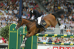 Kutscher, Marco, Liberty Son<br /> Aachen - CHIO 2014<br /> Grosser Preis<br /> © www.sportfotos-lafrentz.de/ Stefan Lafrentz