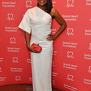 The British Heart Foundation's Heart Hero Awards at The Globe Theatre, to celebrate and say thank you to the charity's inspirational supporters. Picture date: Friday 5 October 2018. Hosted by Kay Burley, awards went to selfless fundraisers and those who have shown remarkable bravery and gone above and beyond to help others. Nominations are now open for next year's Heart Hero Awards.