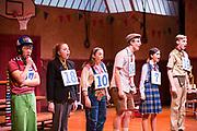 SCU Presents the 25th Annual Spelling Bee at Louis B. Mayer Theatre at Santa Clara University in Santa Clara, California, on February 28, 2019. (Scott MacDonald for SOSKIphoto)