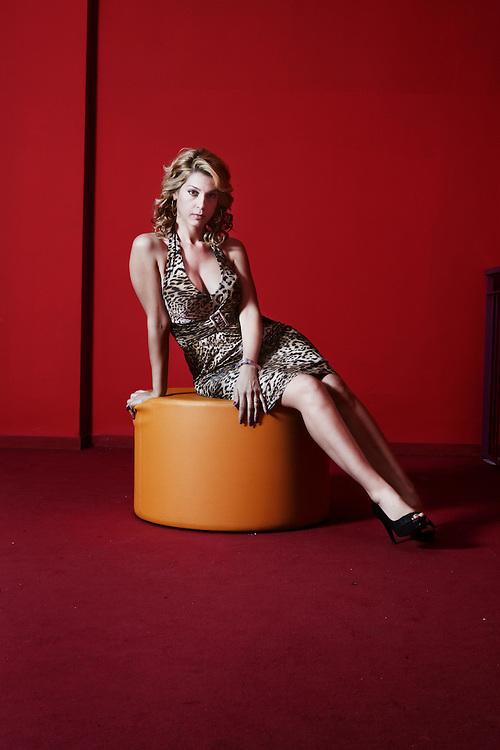 Donatella Finocchiaro Attrice actress