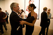 ASTRID MUNOZ, Mario Testino: Obsessed by You -  private view<br />