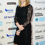 Arrives at London Football Awards 2018 at Battersea Evolution on 1st March 2018,  London, UK.