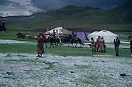 Mongolia. landscape Jargalan sum       / paysage Jargalan sum  Mongolie    19    L920718b  /  P0000725