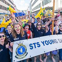 Crew Parade 26 july 2015
