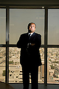 Bimal Desai, Partner, Allen & Overy LLP, Dubai, United Arab Emirates on August 15, 2006..By Siddharth Siva